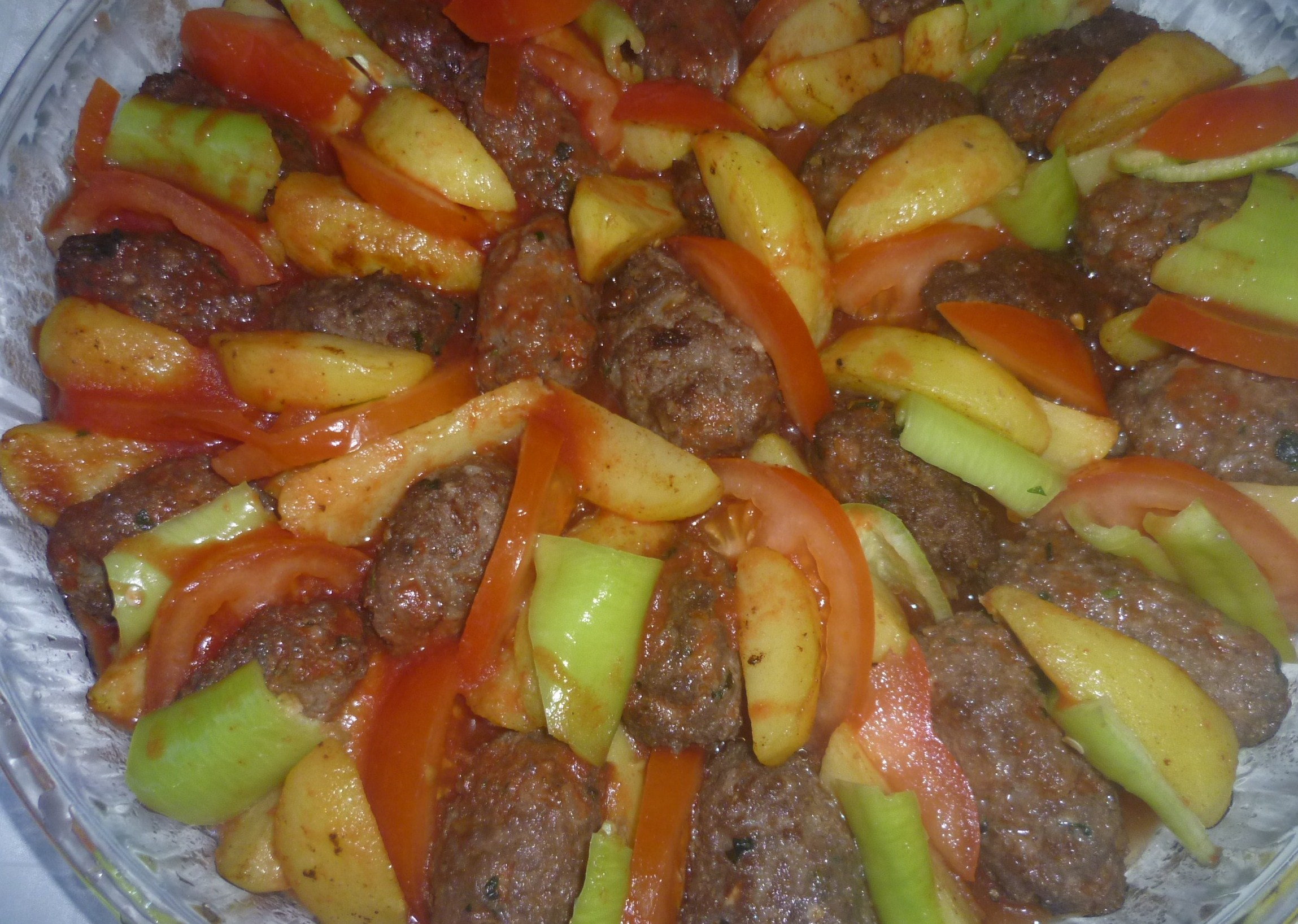Yemek Tarifleri - Patates Yemeği Görselleri 1