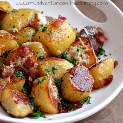 Yemek Tarifleri - Patates Yemeği Görselleri 3