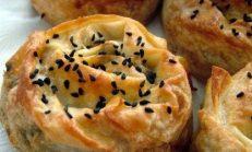 Gül Börek Tarifi (ıspanaklı)