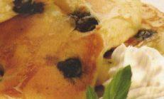 Yaban Mersinli Pancake Yapılışı