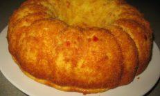 Portakal – Haşhaşlı Kek Tarifi