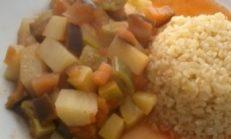 Karışık Sebzeli Yemek Tarifi