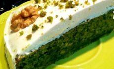 Ispanaklı Kek Tarif