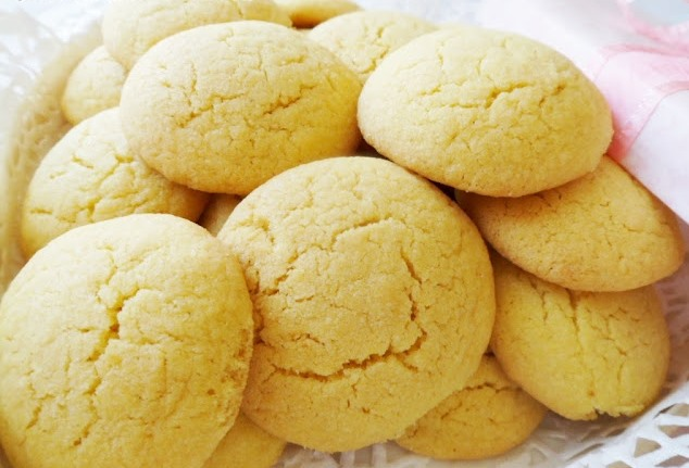 Limonlu kurabiye tarifi