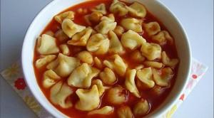 yüksük çorbası