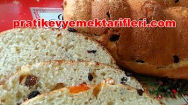 Yılbaşına Özel Ekmek Tarifi
