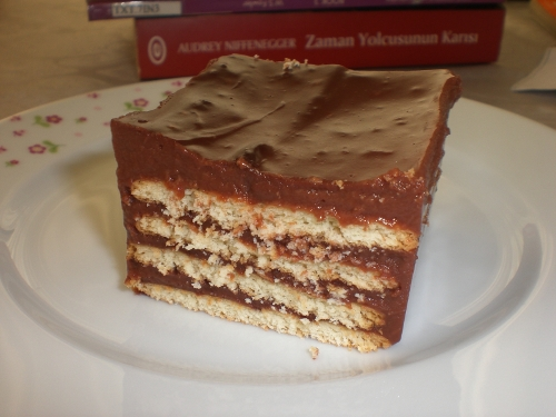 Bisküvili Kolay Pasta - Bisküvili Kolay Pasta Görselleri 3