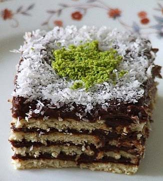 Bisküvili Kolay Pasta - Bisküvili Kolay Pasta Görselleri 4