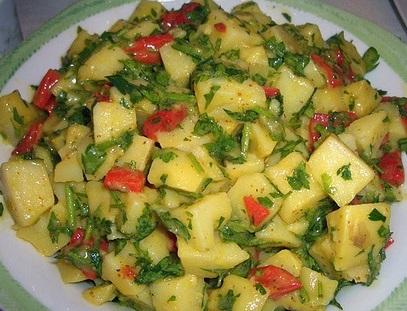 Patates Salata Tarifi Görselleri 6