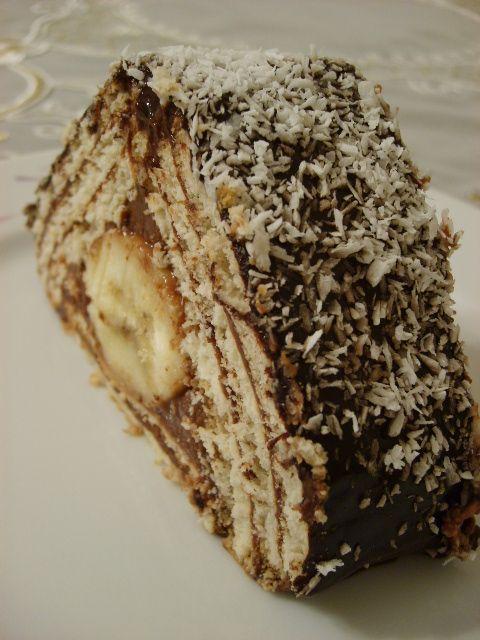 Kakao Biskivili Rulo Pasta Tarifi