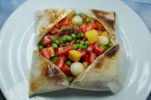 Kağı Kebabı Tarifi kolay