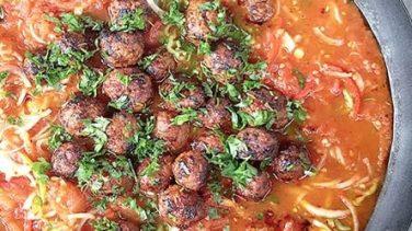 Ezmeden Kebab Tarifi