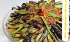 Parmak Kebabın Fırında Tarifi