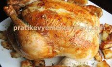 Fırında Tavuk Kızatması Tarifi