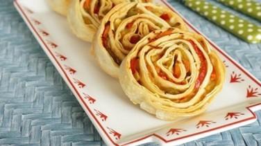 Sebzeli çıtır börek tarifi