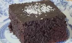 Kakaolu Islak Kek yapılışı
