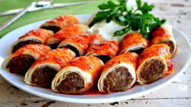 Yufka Kebabı Tarifi