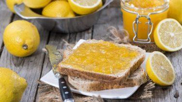 Evde Limon Reçeli Yapımı