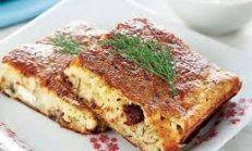 Makedonya'dan Lezzet Üskup Böreği Tarifi