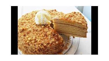 Ballı Rus Pastası Tarifi